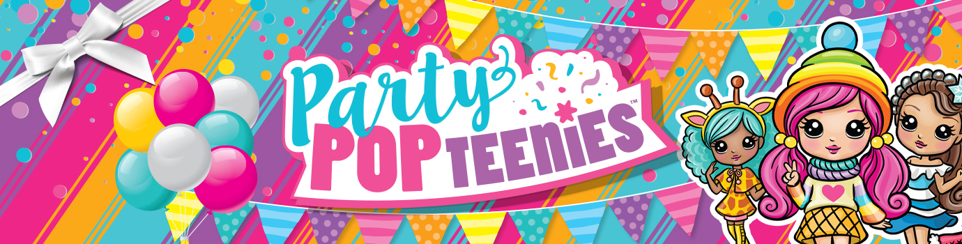 Party Pop Teenies