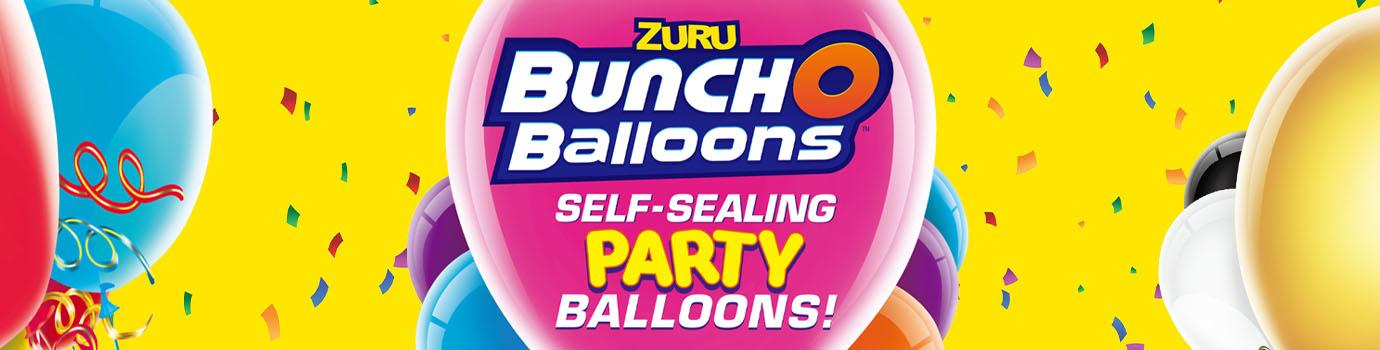 Bunch O' Ballons Party